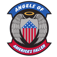 Angels of America's Fallen Logo