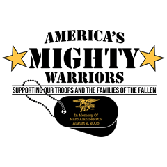 Americas Mighty Warriors Logo